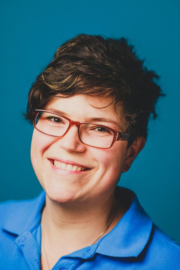 Fr. Dr. Lisa Mack, Assistenzärztin